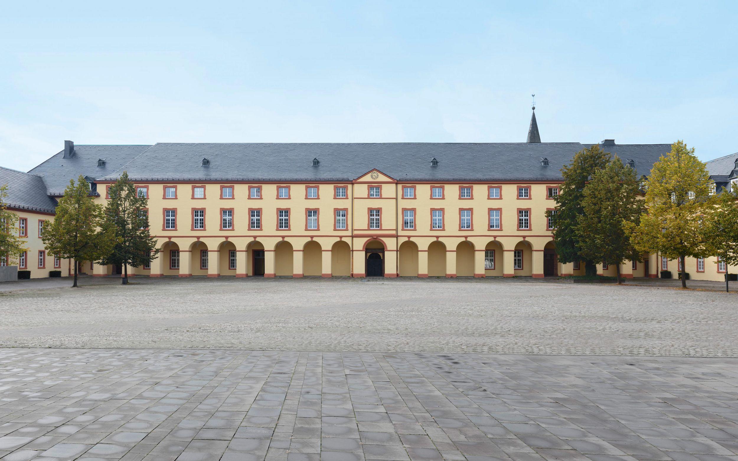 Campus unteres schloss universit t siegen - Architektur siegen ...