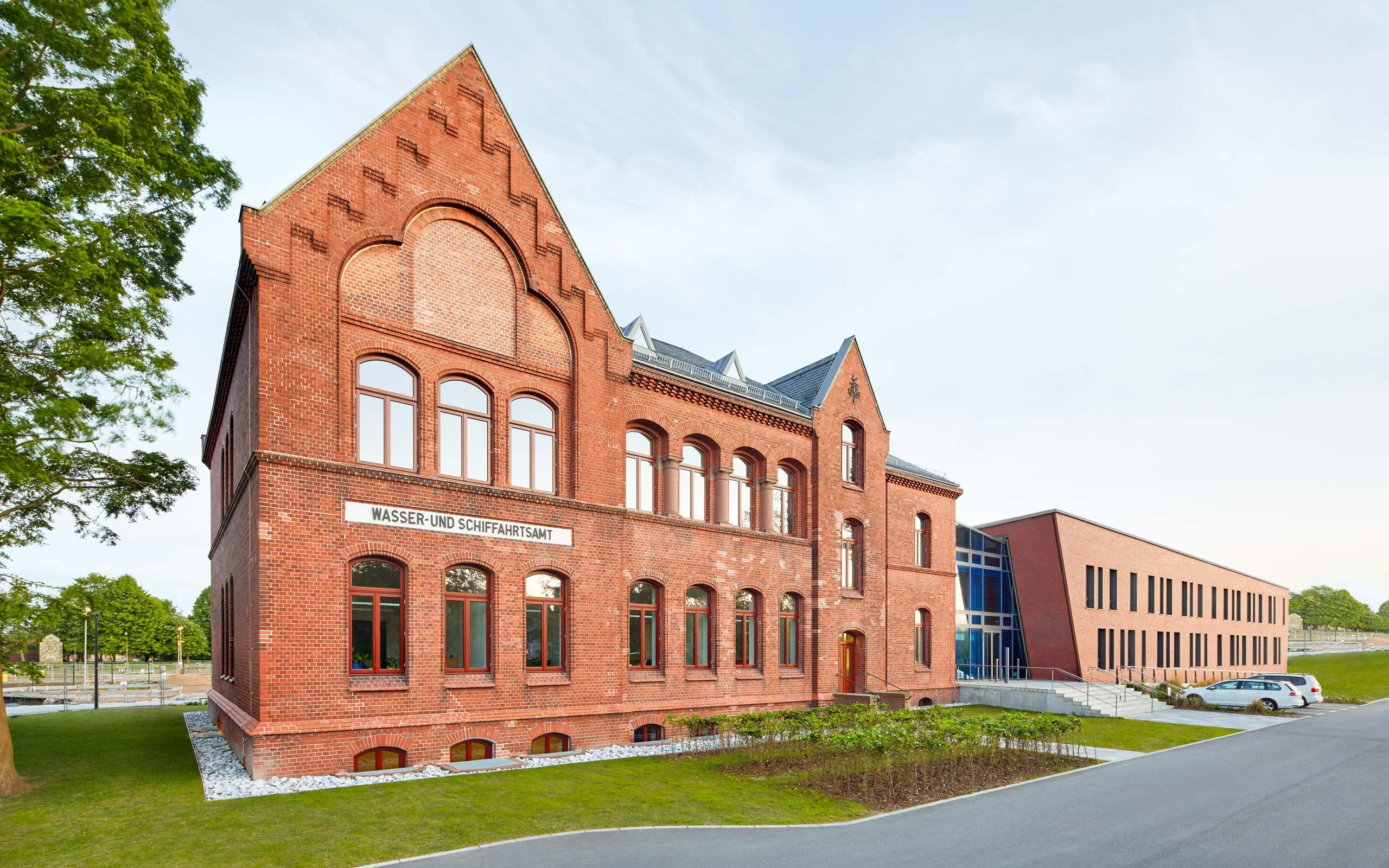 Kiel Architekten wsa kiel