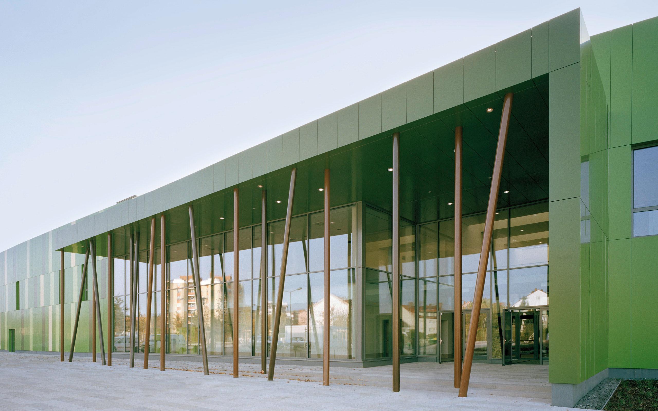 Bambados bamberg - Schwimmbad architektur ...